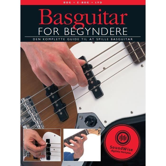 Basguitar for begyndere - Phil Mulford - Bøger - Wise - 9781787600683 - 2018