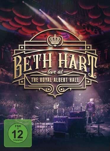 Live at the Royal Albert Hall - Beth Hart - Film - PROVOGUE - 0819873017684 - 30/11-2018