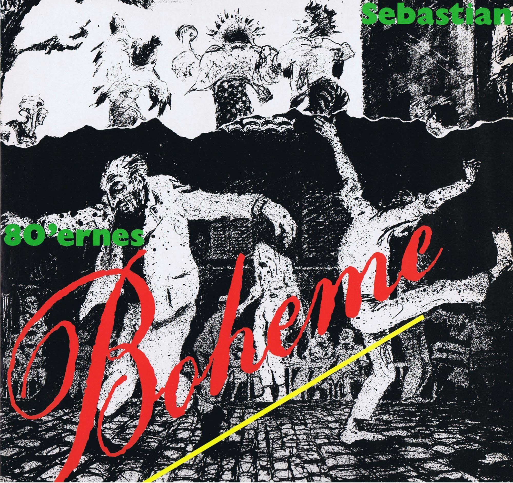 80'ernes Boheme [Signeret] - Sebastian - Musik -  - 7332181092684 - 29/11-2019