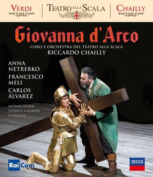 Giovanna D'arco - G. Verdi - Film - DECCA - 0044007439685 - 14/6-2018