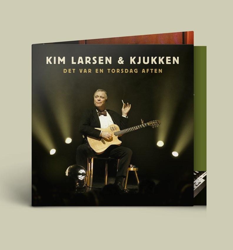 Det Var En Torsdag Aften - Kim Larsen - Musik - PLG Denmark - 5054197025686 - November 9, 2018