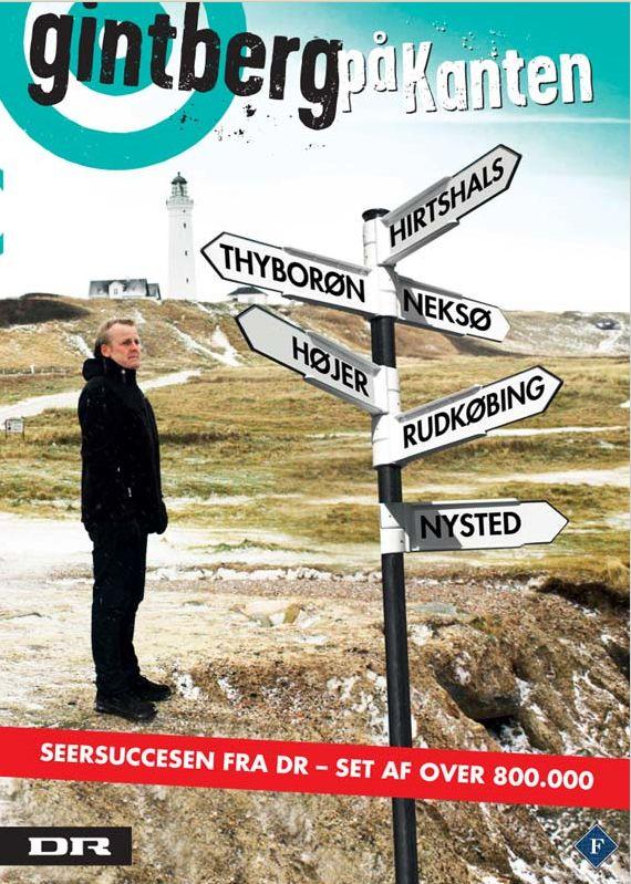På Kanten - Jan Gintberg - Film -  - 5706102380686 - September 13, 2011