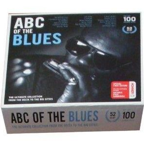 ABC of the Blues - Diverse Kunstnere - Musik - MEMBRAN OTHER - 4011222331687 - October 24, 2011
