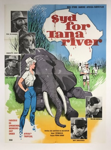 Syd for Tana River -  - Film -  - 5708758704687 - 20/4-2020