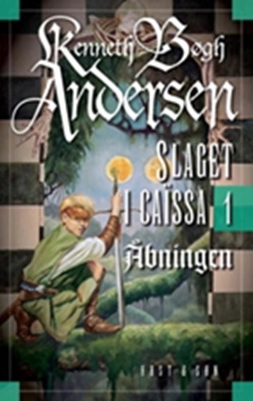 Kenneth Bøgh Andersen: Åbningen - Kenneth Bøgh Andersen - Bøger - Høst og Søn - 9788763803687 - 10/4-2006