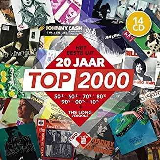 Top 2000 20 Jaar - V/A - Musik - UNIVERSAL - 0602508399688 - 29. november 2019