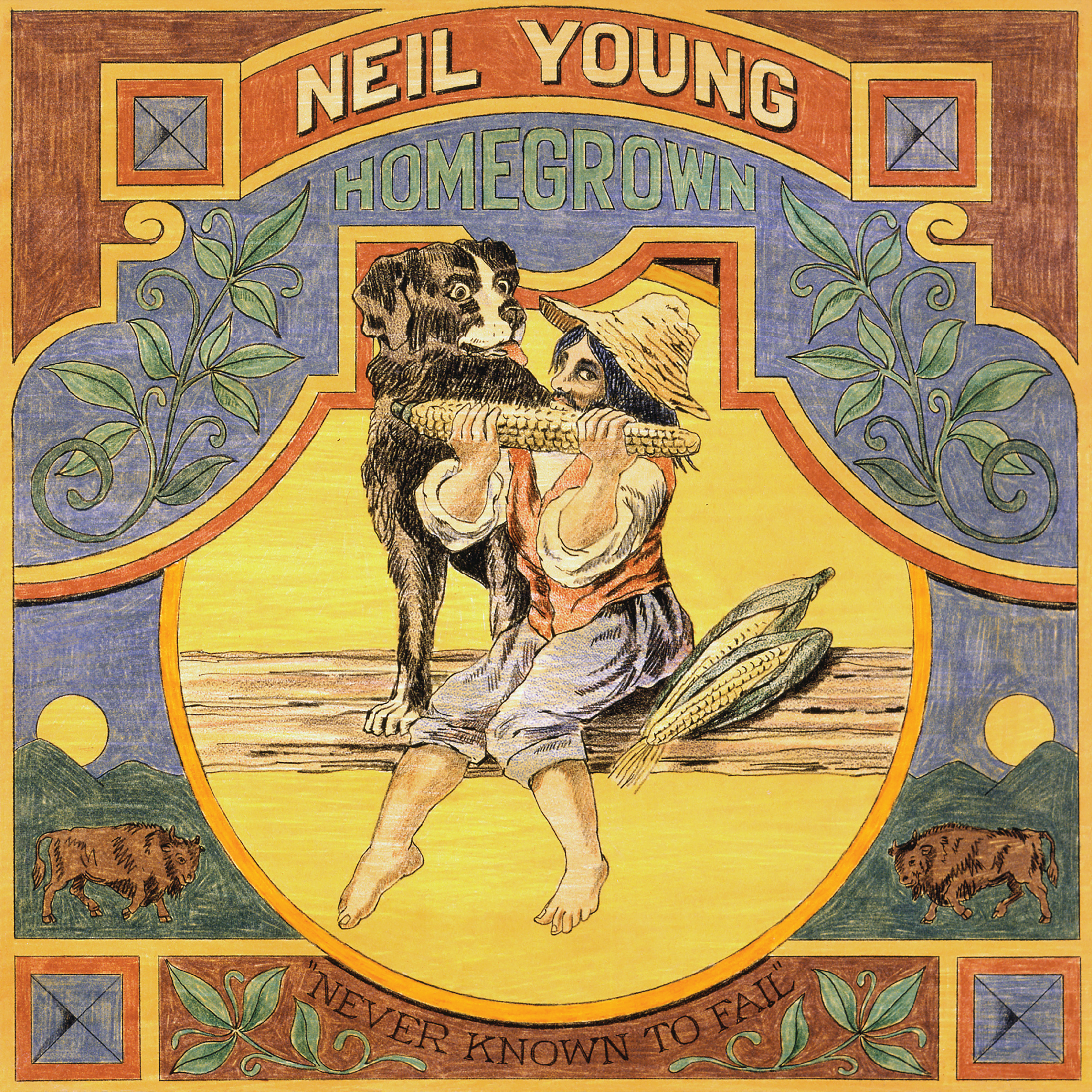 Homegrown (Limited) - Neil Young - Musik - Reprise - 0093624898689 - 19/6-2020
