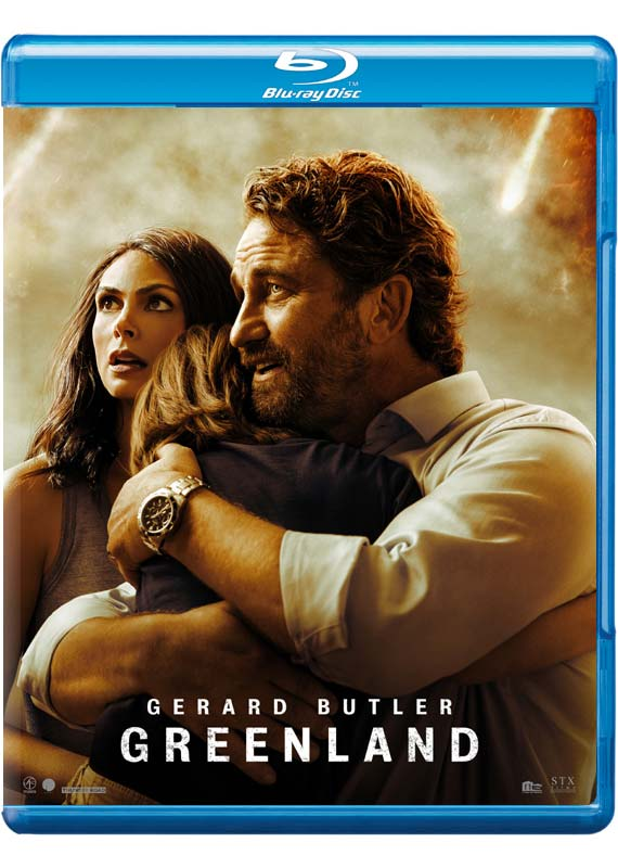 Greenland -  - Film -  - 7333018017689 - 14/12-2020