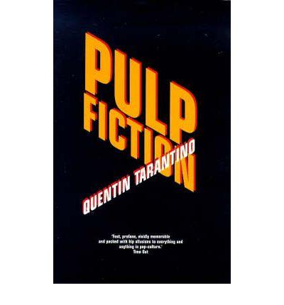 Pulp Fiction - Quentin Tarantino - Bøger - Faber & Faber - 9780571200689 - 5. april 1999