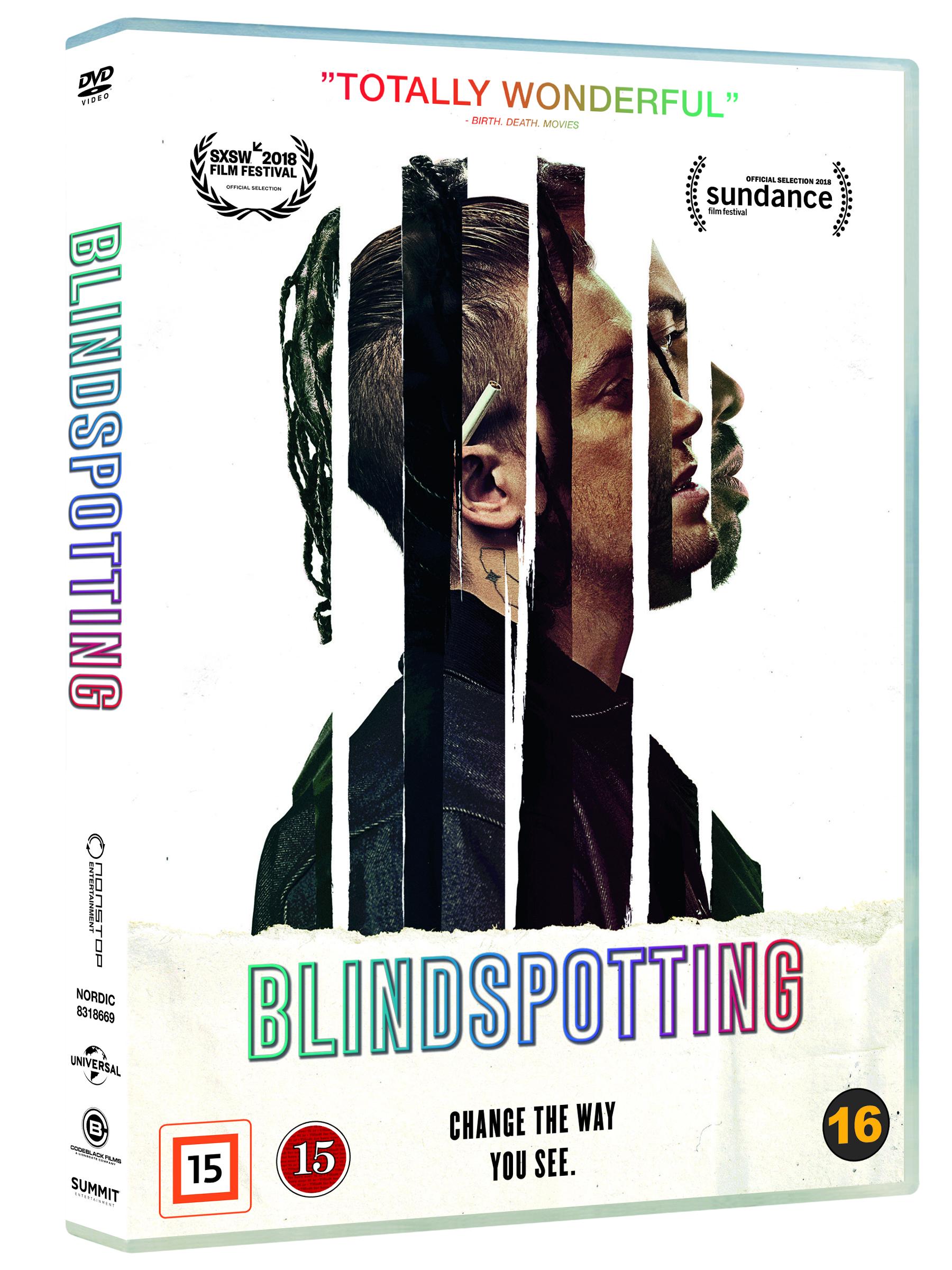 Blindspotting -  - Film -  - 5053083186692 - April 11, 2019