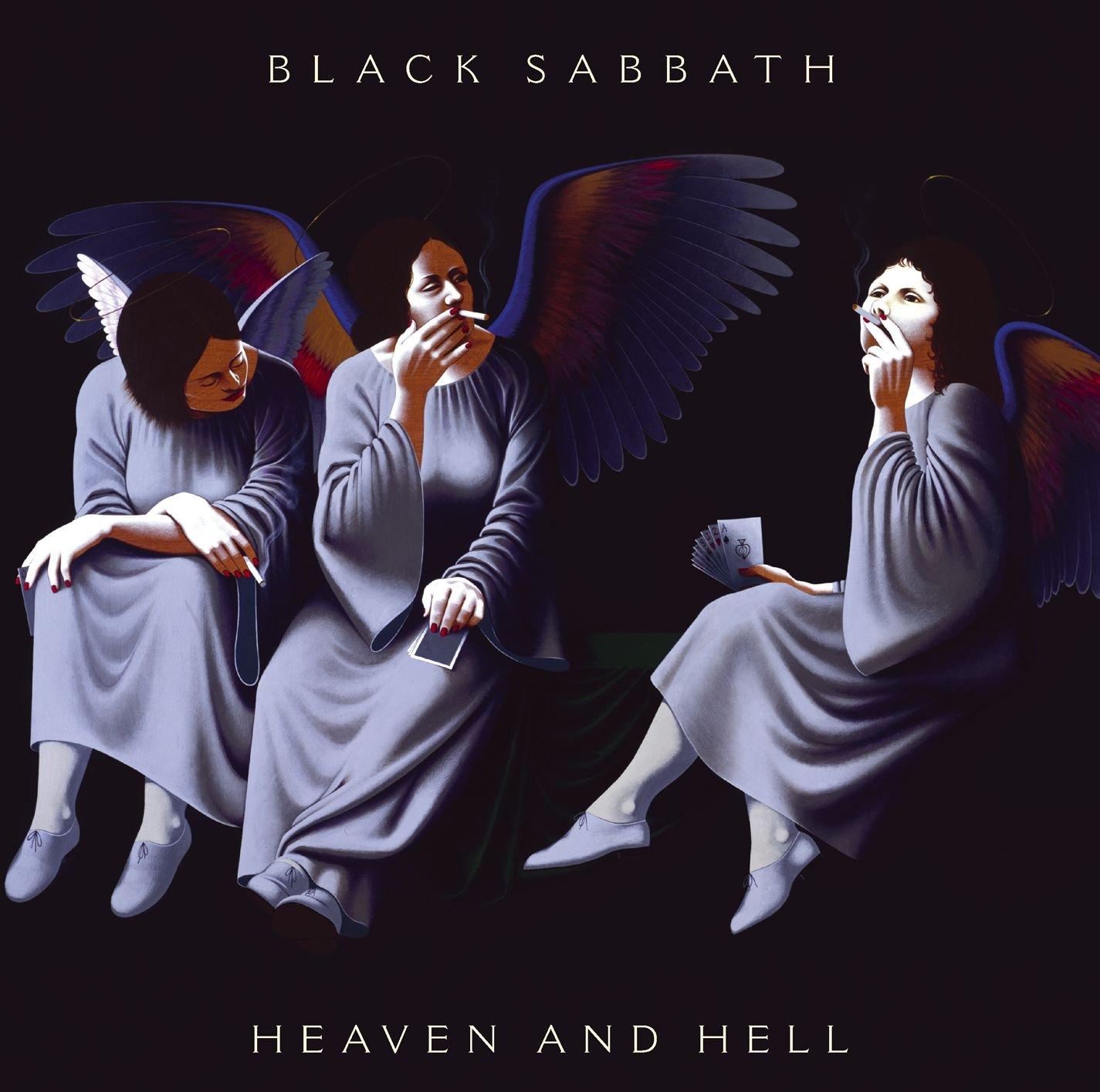 Heaven and Hell - Black Sabbath - Musik - RHINO - 0603497850693 - 23/4-2021