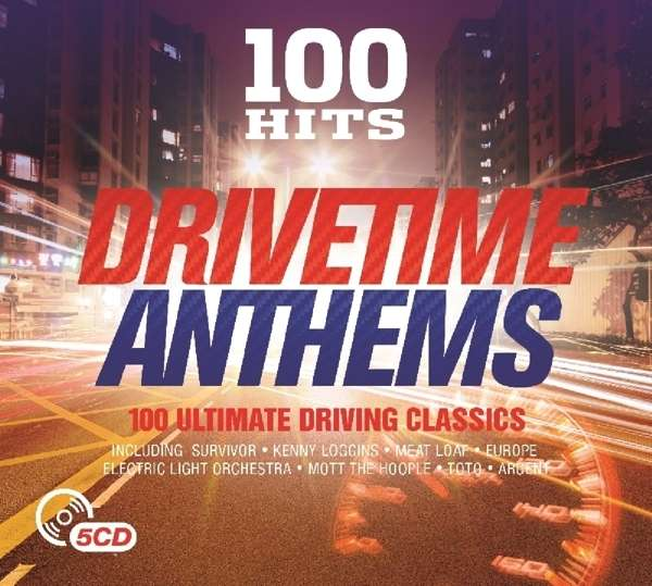 100 Hits - Drivetime Anthems - V/A - Musik - 100 HITS - 5014797894693 - October 28, 2016