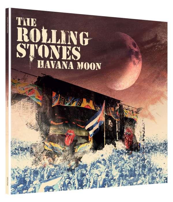 Havana Moon - The Rolling Stones - Musik - EAGLE ROCK ENTERTAINMENT - 5034504909694 - 11/11-2016
