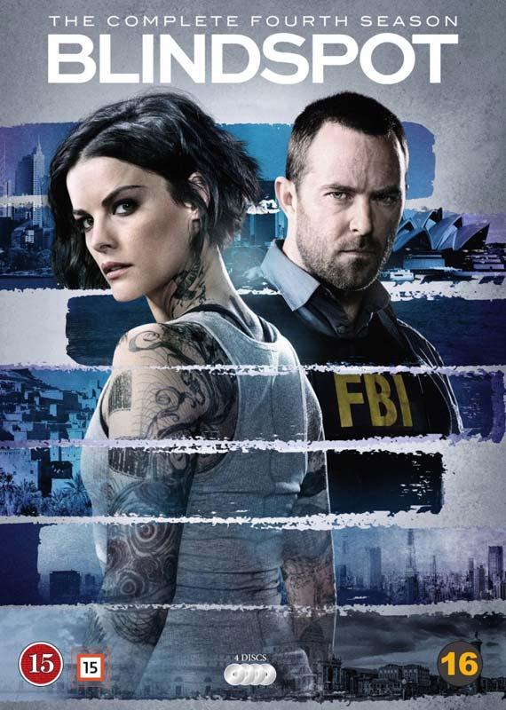 Blindspot - Season 4 - Blindspot - Film -  - 7340112750695 - 23/1-2020
