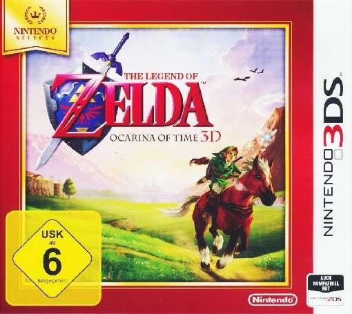 Legend of Zelda,Ocarina,N3DS.2233640 -  - Bøger -  - 0045496472696 -