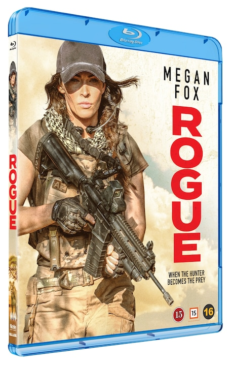 Rogue -  - Film -  - 5705535065696 - February 1, 2021