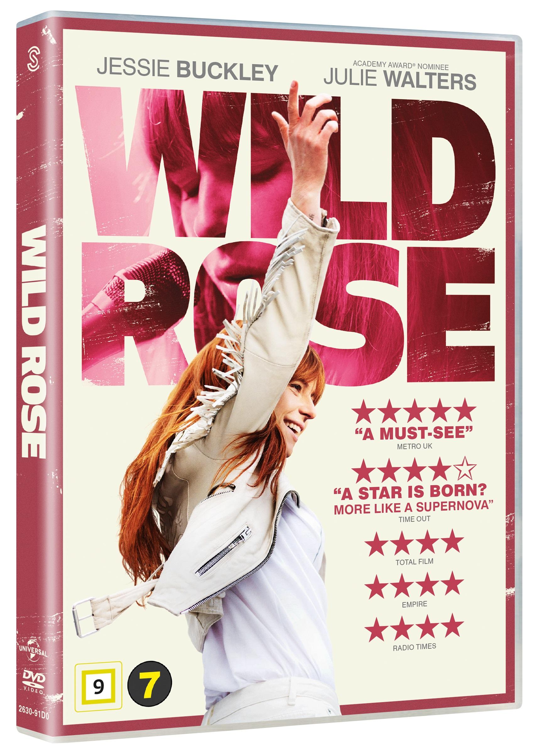 Wild Rose -  - Film -  - 5706169003696 - November 30, 2020