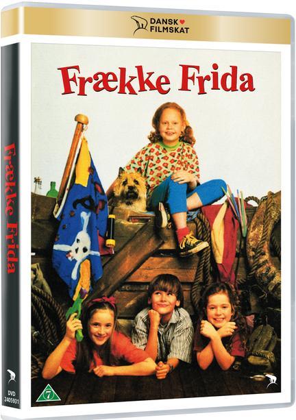 Frække Frida -  - Film - Nordisk Film - 5708758725699 - February 11, 2021