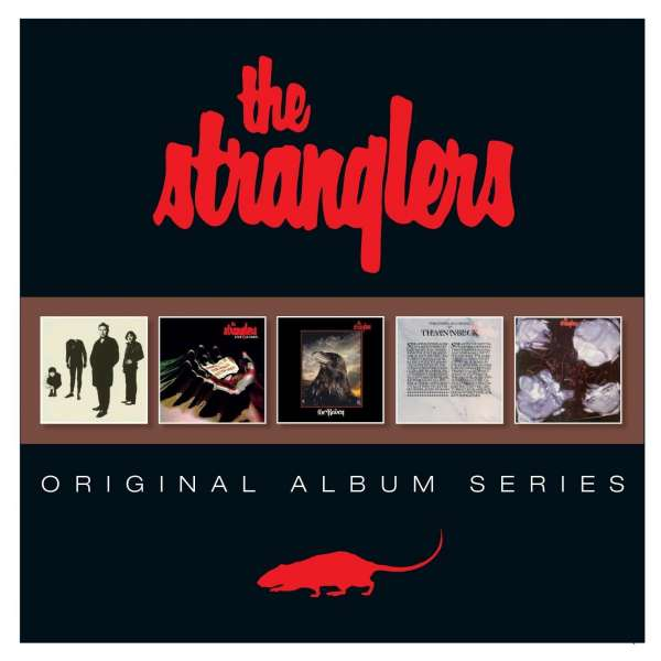 Original Album Series - Stranglers - Musik - RHINO - 0825646048700 - September 11, 2015