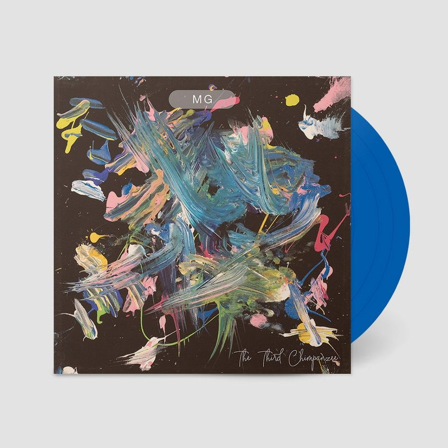 The Third Chimpanzee EP (Blue Vinyl) - Martin L. Gore - Musik - MUTE - 5400863041700 - January 29, 2021