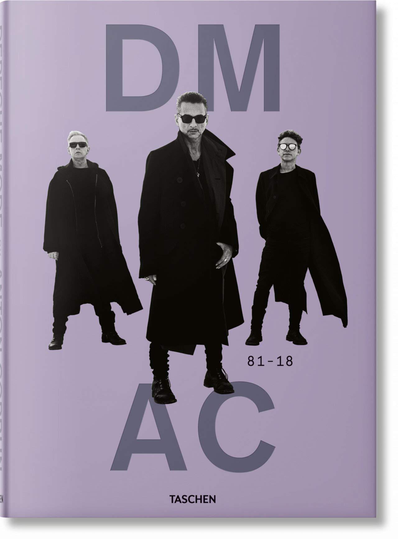 Depeche Mode by Anton Corbijn - Anton Corbijn, Reuel Golden - Bøger - Taschen GmbH - 9783836586702 - May 26, 2021