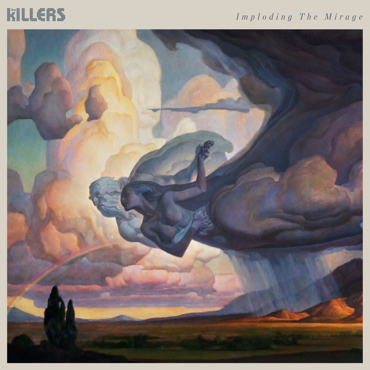 Imploding the Mirage - The Killers - Musik - ISLAND - 0602508525704 - 21/8-2020