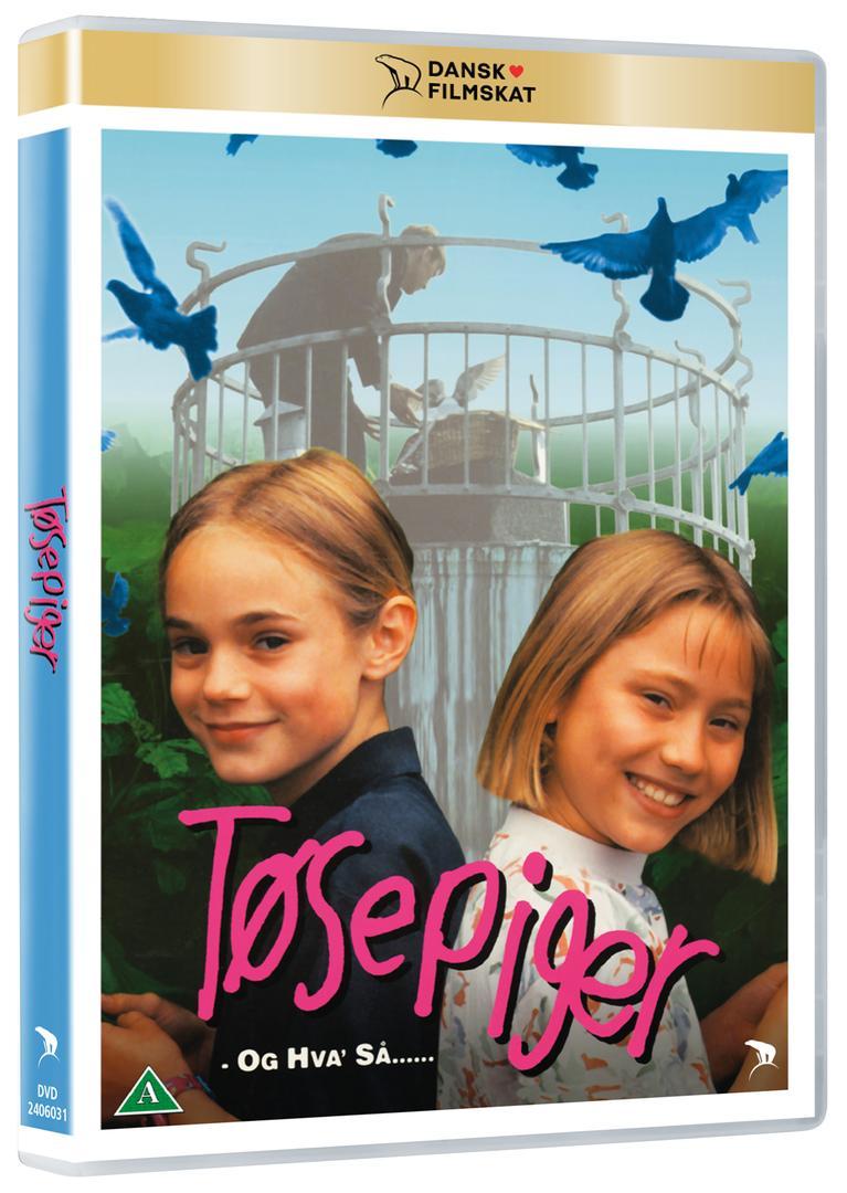 Tøsepiger -  - Film - Nordisk Film - 5708758725705 - February 11, 2021