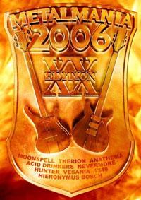 Metalmania 2006 (DVD & Cd) - Various Artists - Film - Metal Mind - 5907785029705 - April 30, 2007