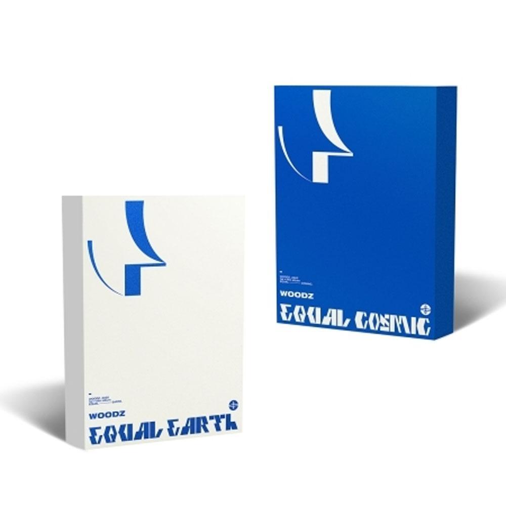 Equal - Woodz - Musik - YUE HUA - 8809704415705 - Jul 17, 2020