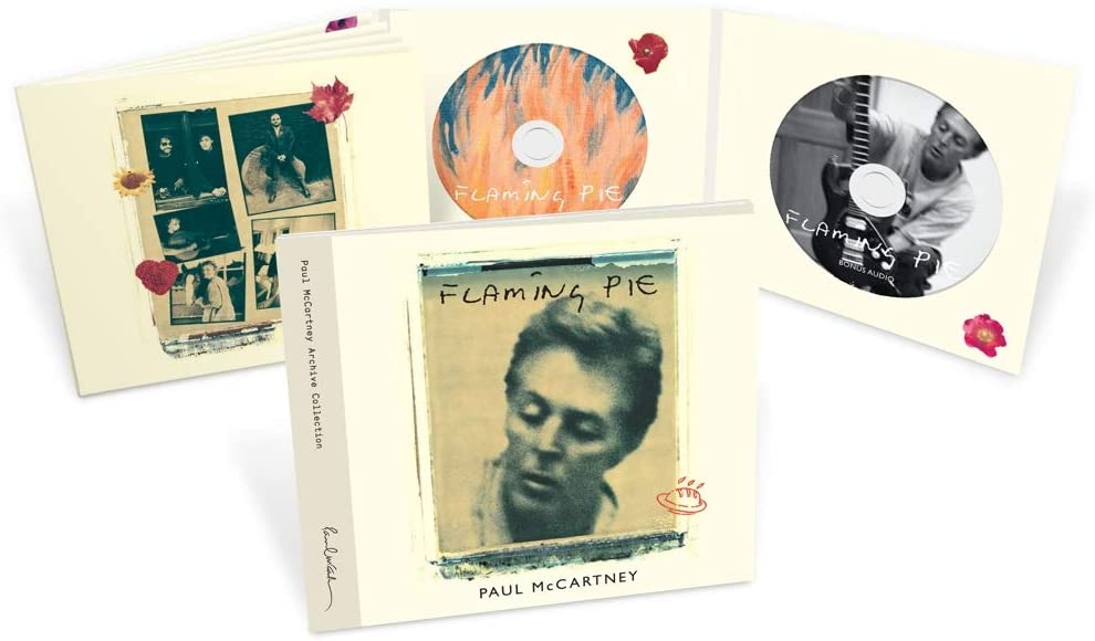 Flaming Pie - Paul McCartney - Musik - UNIVERSAL - 0602508617706 - 31/7-2020