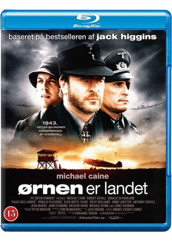 Ørnen er Landet - Michael Caine - Film - ATLANTIC - 7319980000706 - 1970