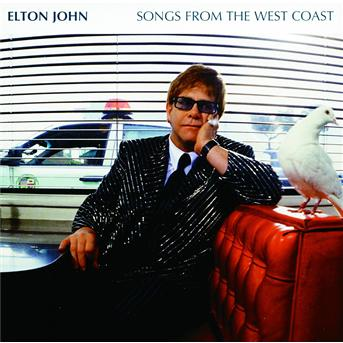 Songs from the West Coast (Special Edition) [ecd] - Elton John - Musik - MERCURY - 0044006308708 - July 1, 2002