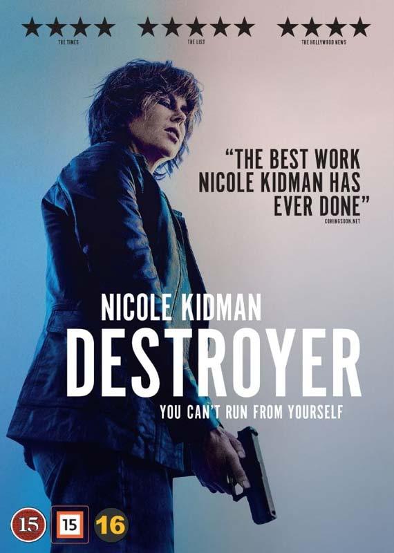 Destroyer -  - Film -  - 5706169001708 - June 20, 2019