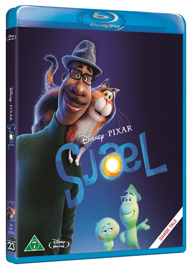 Sjæl (Soul) -  - Film - Pixar - 8717418585709 - April 12, 2021
