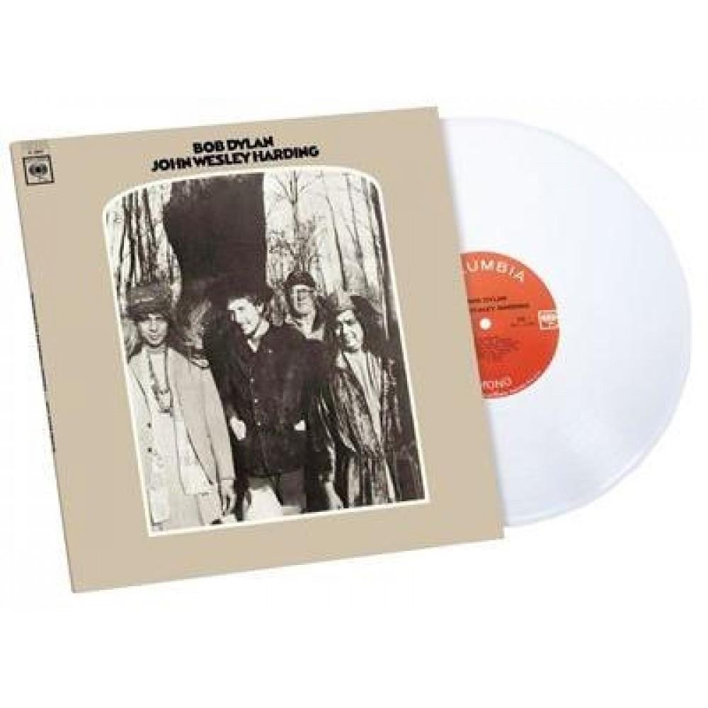 John Wesley Harding (White Vinyl) - Bob Dylan - Musik - COLUMBIA - 0194397975710 - 22/1-2021