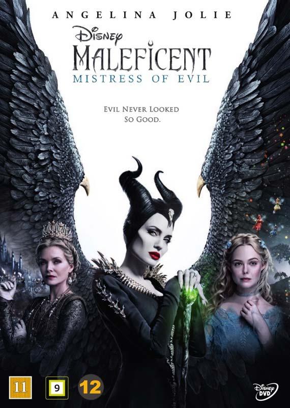 Maleficent: Mistress of Evil - Angelina Jolie - Film -  - 8717418558710 - 27/2-2020