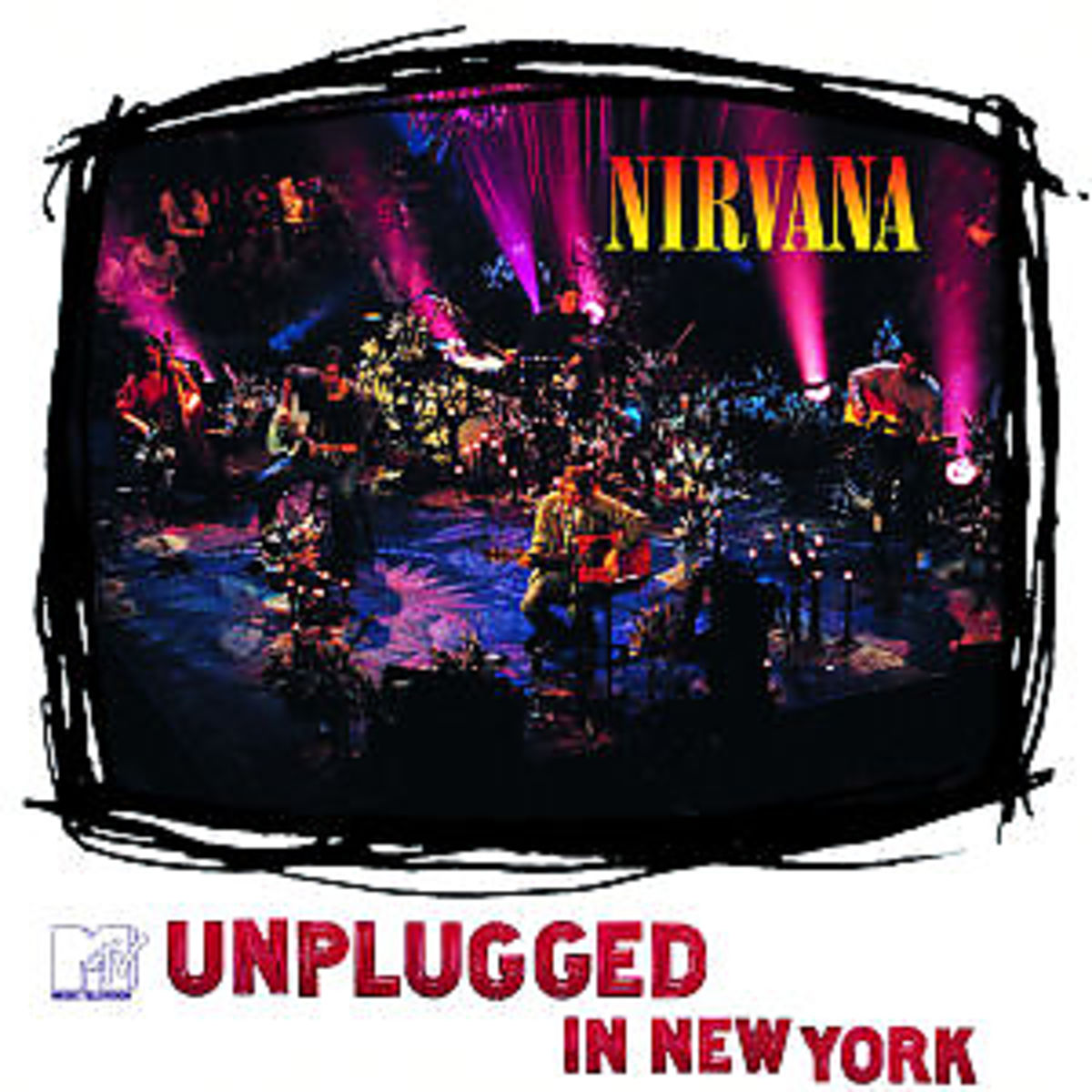 Unplugged in New York - Nirvana - Musik - UNIVERSAL - 0720642472712 - 3/9-2013