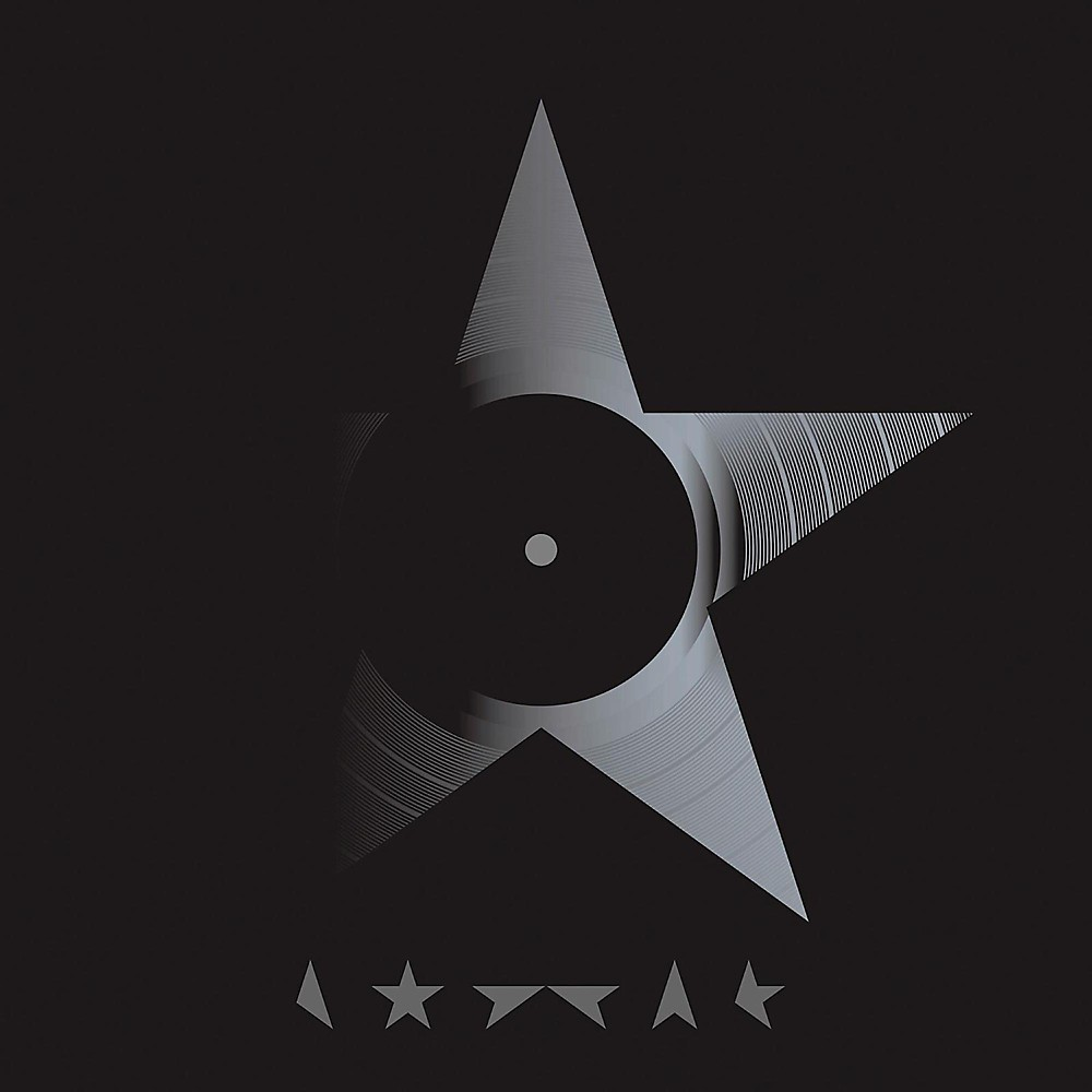 Blackstar - David Bowie - Musik - Sony Owned - 0888751738713 - 8/2-2016