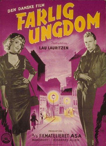 Farlig Ungdom -  - Film - Nordisk Film - 5708758702713 - January 14, 2021