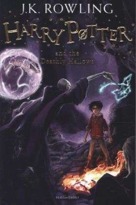 Harry Potter and the Deathly Hallows - J.K. Rowling - Bøger - Bloomsbury Publishing PLC - 9781408855713 - 1/9-2014