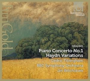 Piano Concerto No.1/haydn Variations - J. Brahms - Musik - HARMONIA MUNDI - 3149020197714 - 15/6-2017