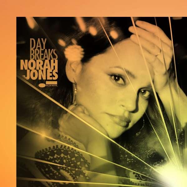 Day Breaks - Norah Jones - Musik - UNIVERSAL - 0602547955715 - October 7, 2016