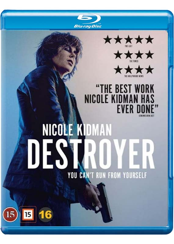Destroyer -  - Film -  - 5706169001715 - 20/6-2019