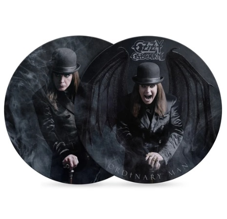 Ordinary Man (Picture Disc) - Ozzy Osbourne - Musik - EPIC - 0194397184716 - 21/2-2020