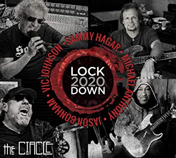 Lockdown 2020 - Sammy Hagar & the Circle - Musik - MAILBOAT - 0698268753716 - 22/1-2021