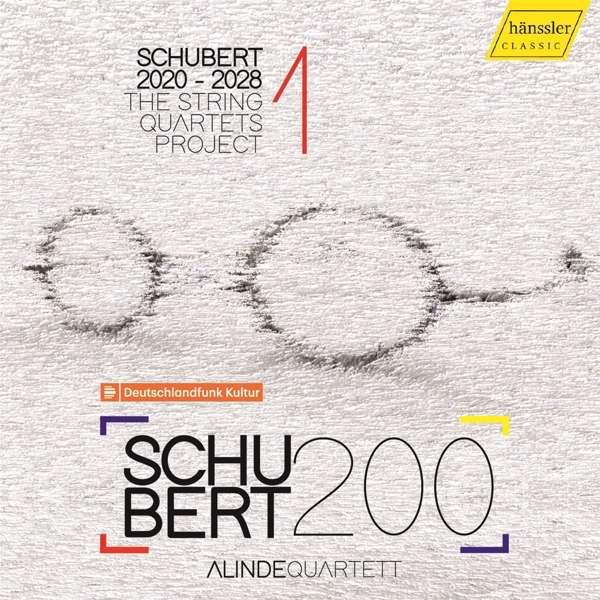 String Quartets Project Vol.1 - F. Schubert - Musik - HANSSLER - 0881488190717 - June 6, 2020