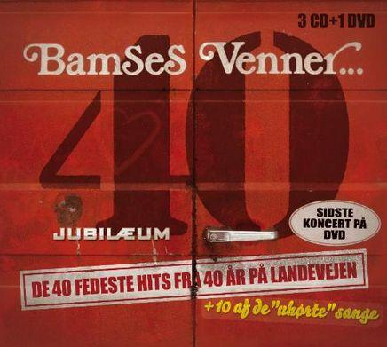 40 Af De Fede - Bamses Venner - Musik -  - 0602537463718 - November 11, 2013