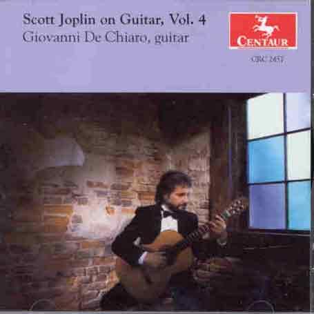 Scott Joplin Vol.4 - S. Joplin - Musik - CENTAUR - 0044747245720 - 2004