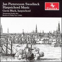 Harpsichord Music - J.p. Sweelinck - Musik - CENTAUR - 0044747274720 - 18/4-2013