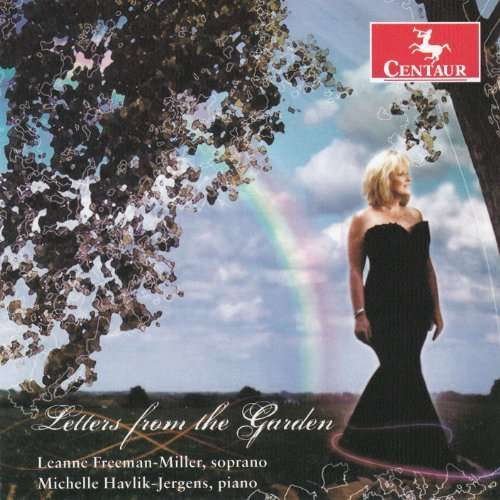 Letters from the Garden - Walker / Freeman- Miller / Havlik-jergens - Musik - Centaur - 0044747331720 - 28/1-2014